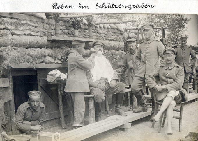 "Kickstarter: Photo book ""Perspectives of the Great War (World War One) 1914-1918"""