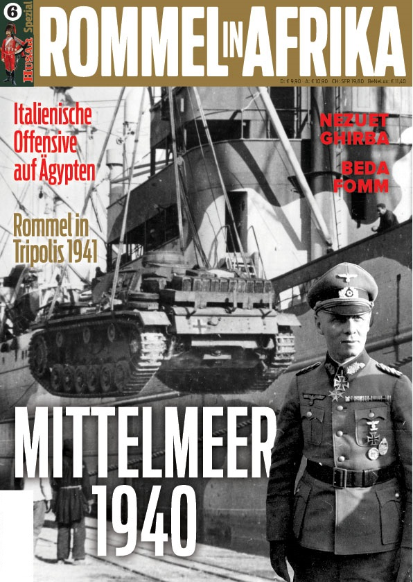 "Husar Spezial ""Rommel in Afrika"" hits the stands on 3 April 2019!"